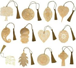 Wholesale Lot Assorted 400pc Book Mark Bookmarks Metal Stationery Clip New Gift