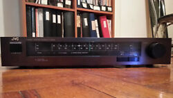 Working Jvc T-k100 Am Fm Stereo Tuner Quartz Synthesizer Pick Up Or Ship Vintage