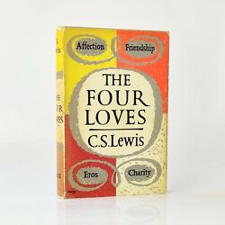 C. S. Lewis The Four Loves - First Edition