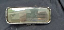 Vintage Guide Glare Proof Rear View Day-night Mirror Gm Accessory Chevrolet Bomb