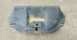 1947 1948 1949 1950-53 Chevy Truck Upper Grill Support Hood Latch Panel
