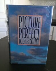 Picture Perfect By Jodi Picoult 1st Edition Hardcover With Dust Jacket 1995