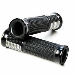 Bike Hand Grips 7/8 Open Ends For Can-am Mx Ase 125 175 200 250 400 500