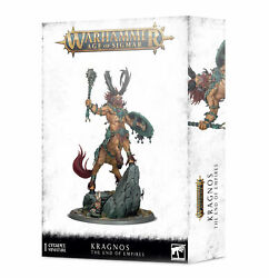 Age Of Sigmar Kragnos The End Of Empires Miniature - Chaos Thg