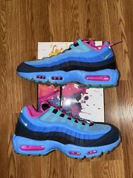 Nike Air Max 95 And039cultivator Collectionand039 Coral Studios Cd9525-991 Us Men Size 10