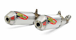 Pro Circuit T-6 Slip-on Exhaust 0111825a2