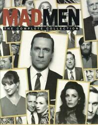 Mad Men The Complete Series Collection Dvd 32 Disc Boxed Set Sealed New Usa