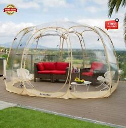 15andrsquo X 15andrsquo Camping Tent Bubble Tent Pop-up Gazebo Alvantor Free Shipping