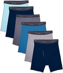 Fruit Of The Loom Menand039s Coolzone Boxer Briefs Assorted Colors