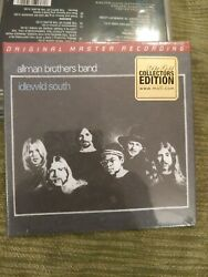 Allman Brothers Band - Idlewild South - Mfsl Gold Audiophile Cd Brand New.