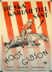 A Trick Of Hearts / Hoot Gibson / 1928 / Reeves Eason / Movie Poster/00