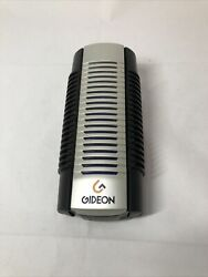 Gideon Uv Air Sanitizer And Ion Purifier W/ Fan Germs Smoke Odor Dust Remover