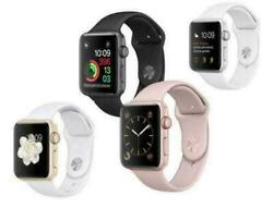 Apple Watch Series 3 38mm 42mm Gps + Wifi + Cellular Smart Watch All Colors