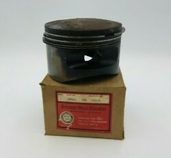 Continental 539614 Piston O470 Vintage Aircraft Parts Aviation Airplane Replace
