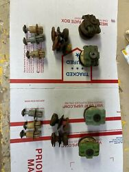 1974 Dodge Challenger Cuda Door Glass Stops Hardware For Install Parts Guides 72