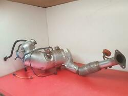 2020 Ford Transit Custom Bkfb Dpf Exhaust Particulate Filter