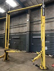 Rotary Spoa40 - 2 Post 4 Ton Car Lifts - 3 Phase Power