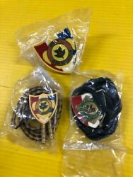 Nos- Vintage Lot Of 3 Ultimate Schiff Boy Scout Reservation Collection-------p6