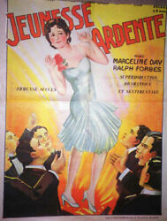 Restless Youth / Marceline Day / 1928 / Christy Cabanne / Movie Poster/02