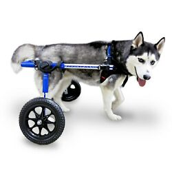 Refurbished Dog Wheelchair - For Med/lg Dogs 50-69lbs - By Walkinand039 Wheels