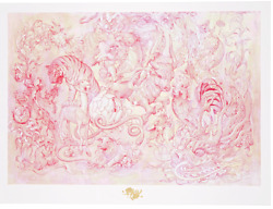 Hunting Party James Jean Giclee Print Changand039e Maekan Azimuth Forager