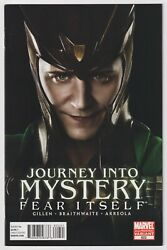 Journey Into Mystery 622   Vol. 1   2nd Print Photo Cover Variant   2011   Vf+