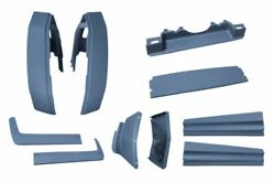 Front + Rear Body Fillers Kit For 1980- 1992 Cadillac Deville Fleetwood Brougham