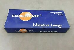 Candlepower 1156red Single Filament Red Replacement Light Bulbs 12v 10pk