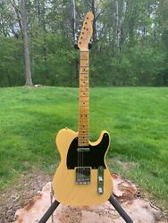 Fender Custom Shop Limited Edition 70th Anniversary Broadcaster Relic
