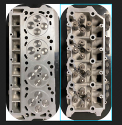 2 New Ford Alum 6.0 Ohv Performanc Turbo Diesel F350 O-ring Cylinder Heads 18mm