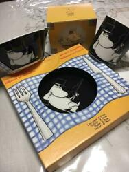2014 Arabia Finland Moomin Daddy 3-piece Set End Of Production
