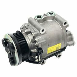 Oem Ac Compressor And A/c Clutch For Ford Five Hundred And Mercury Montego