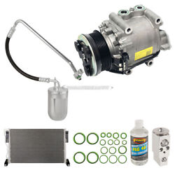 For Ford Five Hundred Mercury Montego Oem Ac Compressor W/ Condenser Drier Csw