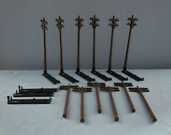 Lionel Telegraph/telephone Poles And Bases No.150-3, 150-5