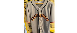 Rare Authentic San Francisco Giants Sam Coonrod Jersey Large Only One On Ebay