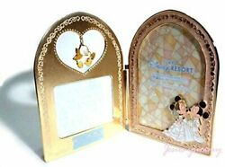 [tokyo Disney Resort Limited - Mickey Mouse And Minnie Mouse Photo Fram...