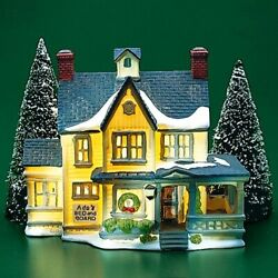Department 56 New England Village Houses