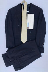 Alex Trebek Personally Owned Suit And Tie Signed 2009 Charity Auction Loa Rare