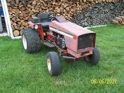 Allis Chalmers 720 Tractor Lawn And Garden