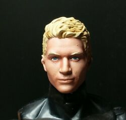 Painted Head Only Marvel Legends Ben Riley Head Only Spiderman