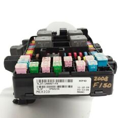 2007 2008 Forr F150 Truck Fuse Relay Box