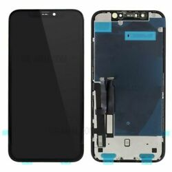 Iphone11 Lcd Best Display Touch Screen Digitizer Replacement Screen+ Back Plate