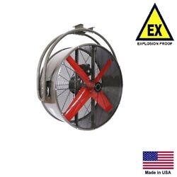 Circulation Fan Explosion Proof - Ceiling Mounted - 42 - 230/460v - 15,850 Cfm