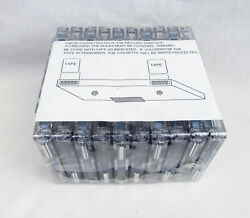 Blank 30-60 Minute Cassette Tapes Set Of 10 - New Free Shipping