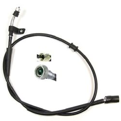 Speedometer Cable For Piaggio Bv250 Large Ferrule