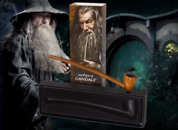 Lord Of The Rings Pipe Replica Set Gandalf And Bilbo Real Working Pipes Licensed