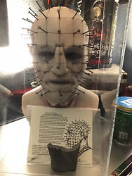 Hellraiser Pinhead Collectible Silicone Mask Limited Rare
