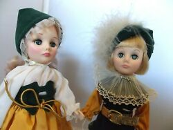 Effanbee Charming Sleeping Beauty Dolls Set Vintage 1976 Doll Excellent