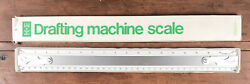 """Keuffel And Esser Co K-e 00 0628 Style 23 18""""drafting Machine Scale."""