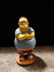 Dark Horse Deluxe Presents Limited Edition The Simpsons Comic Book Guy With Pin